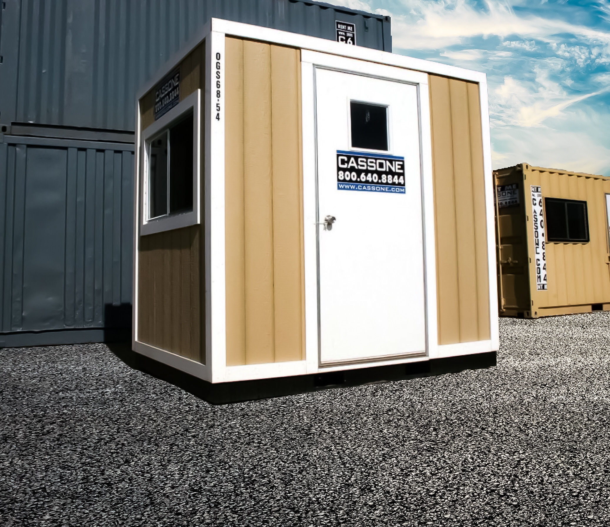Guard booths-1